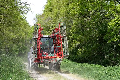 Kverneland TLC - Vibro-cultivador