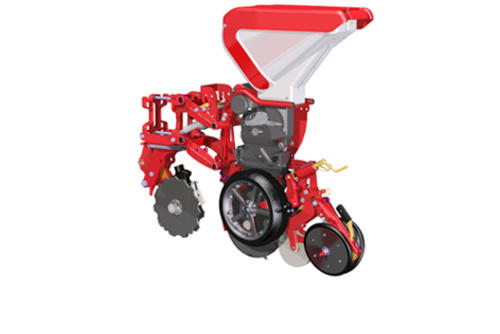 HD II seeding unit